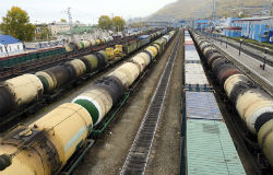 Fabrication and Welding Services for Railroad Components